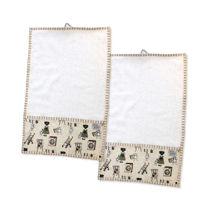"Towel Set ""Luise"""